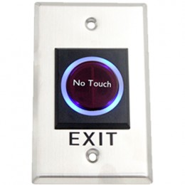 Exit Button (Touchless)